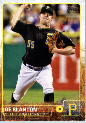 Photo of 2015 Topps Update #US347 Joe Blanton