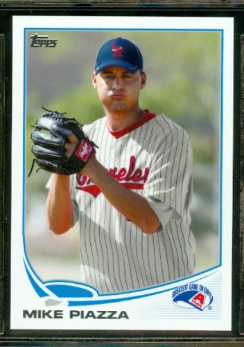 Photo of 2013 Topps Pro Debut #152 Mike Piazza