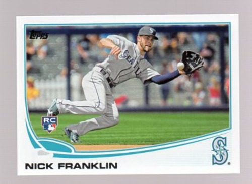 Photo of 2013 Topps Update #US68 Nick Franklin RC