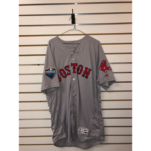 huge selection of 26879 94959 MLB Auctions | Steve Pearce Team-Issued 2018 World Series ...
