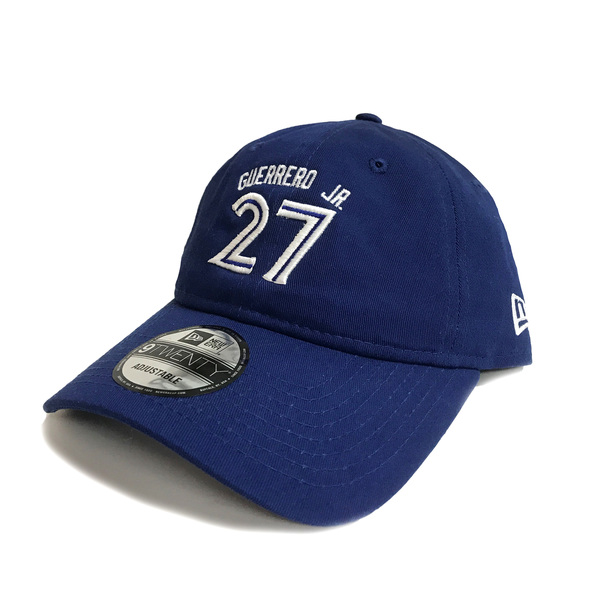 Toronto Blue Jays Guerrero Jr Adjustable Cap by New Era