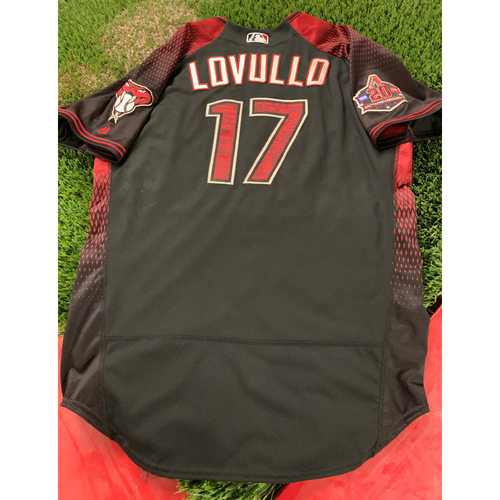 Photo of Torey Lovullo Los D-backs Jersey