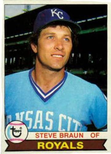 Photo of 1979 Topps #502 Steve Braun
