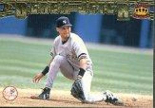 Photo of 1997 Pacific #152 Derek Jeter