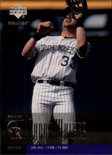 Photo of 2001 Upper Deck Evolution #89 Larry Walker