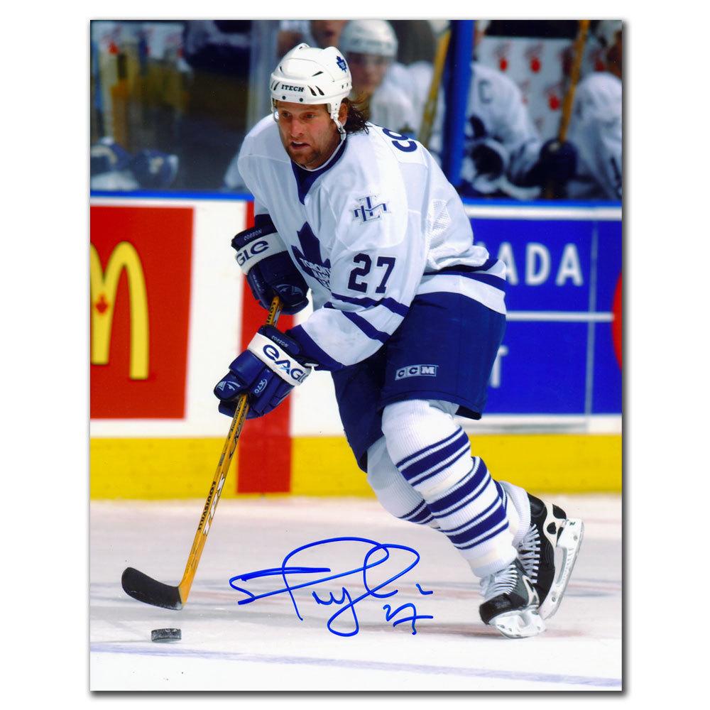 Shayne Corson Toronto Maple Leafs Autographed 8x10