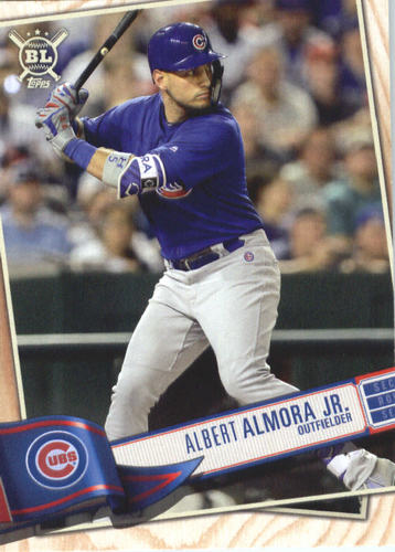 Photo of 2019 Topps Big League #44 Albert Almora Jr.