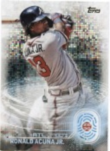 Photo of 2020 Topps 2030 #T20307 Ronald Acuna Jr.