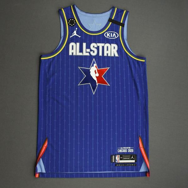 Image of DomantasSabonis - 2020 NBA All-Star - Team LeBron - Autographed Jersey