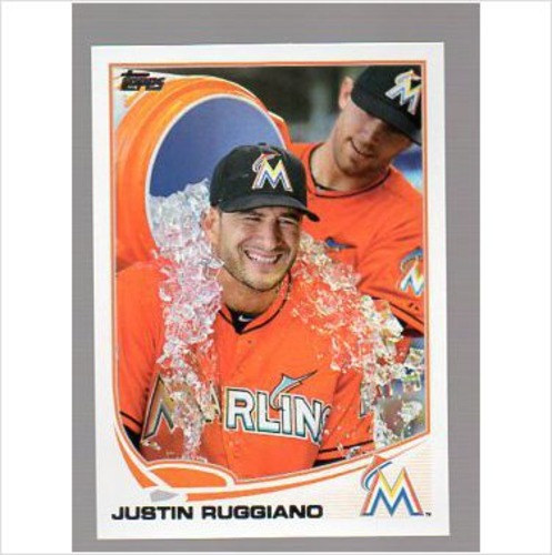 Photo of 2013 Topps #624 Justin Ruggiano