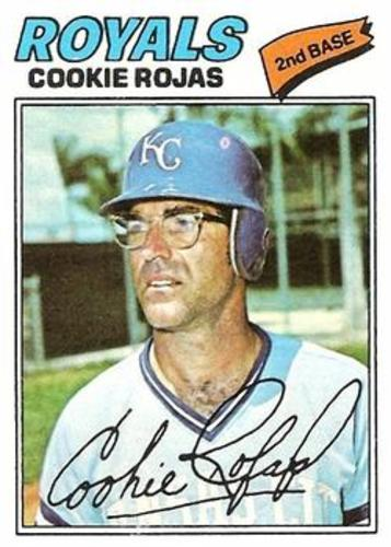 Photo of 1977 Topps #509 Cookie Rojas