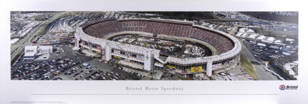 Bristol Motor Speedway 13.5