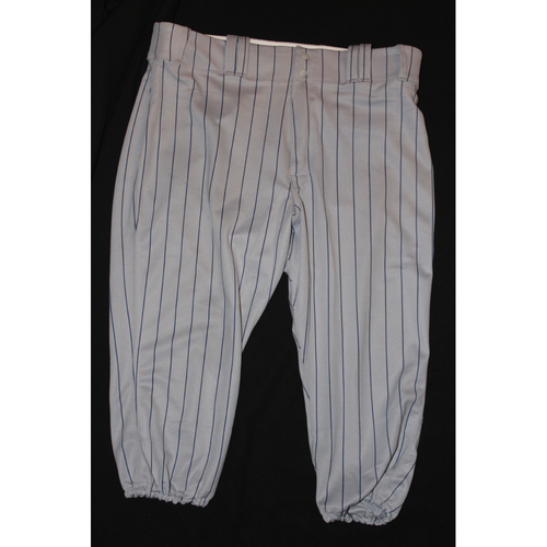 Photo of Game-Used Pants: Johnny Barbato (Size 39-41-20 - DET at KC - 5/6/18)