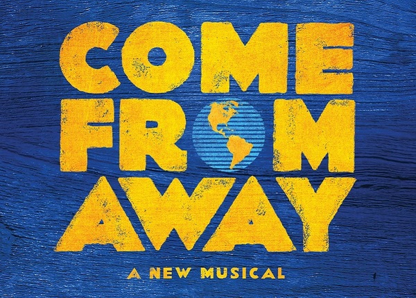 Click to view Come From Away Broadway Tickets.