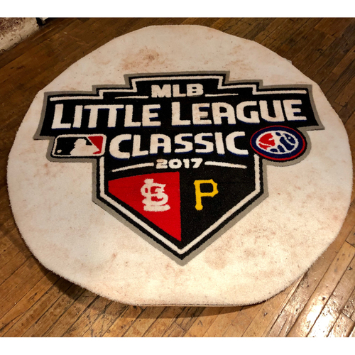 Photo of Game-Used On-Deck Circle: St. Louis Cardinals at Pittsburgh Pirates (Pirates Side) - 8/20/17