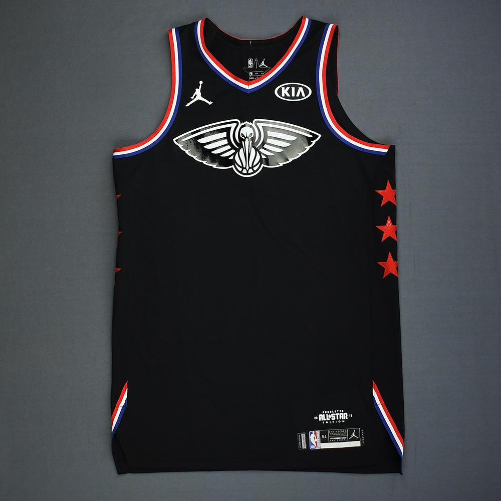 uk availability 0a194 30dd6 Anthony Davis - 2019 NBA All-Star Game - Team LeBron - Game ...