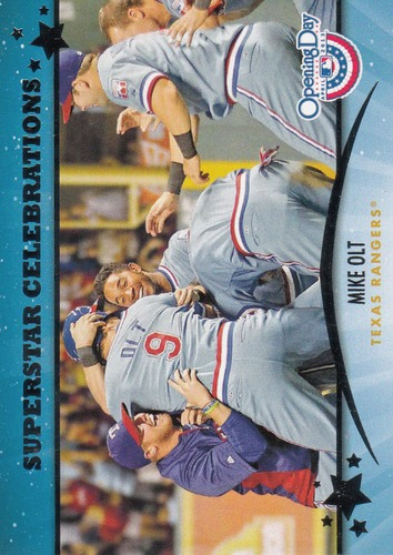 Photo of 2013 Topps Opening Day Superstar Celebrations #SC16 Mike Olt