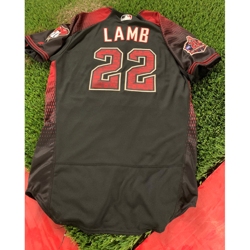 Photo of Jake Lamb Los D-backs Jersey