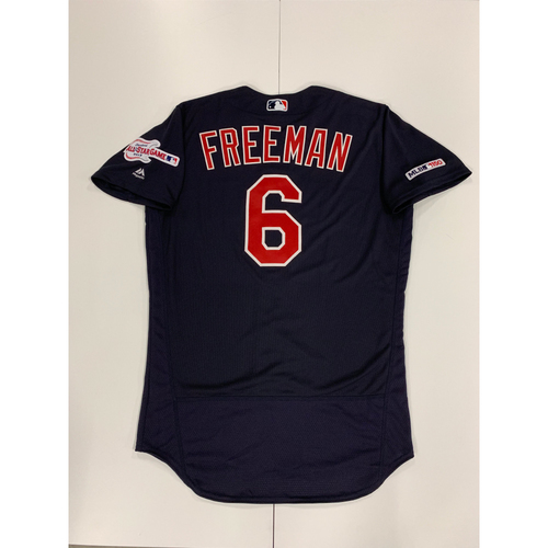 Photo of Mike Freeman 2019 Team Issued Alternate Road Jersey