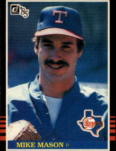 Photo of 1985 Donruss #281 Mike Mason RC