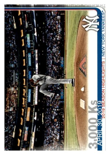 Photo of 2019 Topps Update #US5 CC Sabathia HL CL