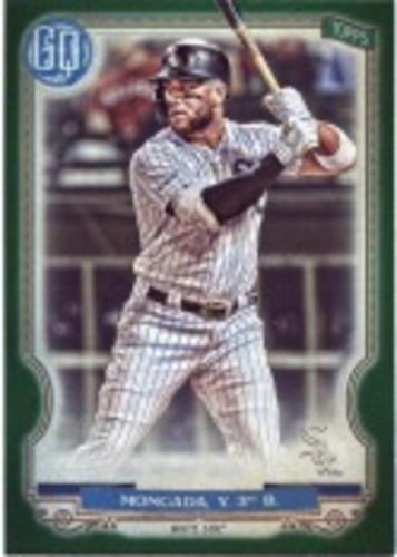 Photo of 2020 Topps Gypsy Queen Green #132 Yoan Moncada
