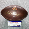 STS - Browns General Manager Andrew Berry Signed Game Used Football (11/15/20)