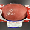 NFL - Patriots Jake Bailey Signed Authentic Football