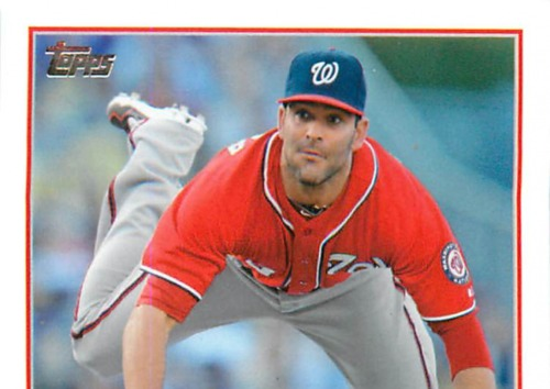 Photo of 2013 Topps #97 Danny Espinosa