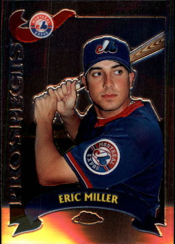 Photo of 2002 Topps Chrome Traded #T150 Eric Miller RC