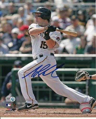 Photo of Andy LaRoche Autographed 8x10