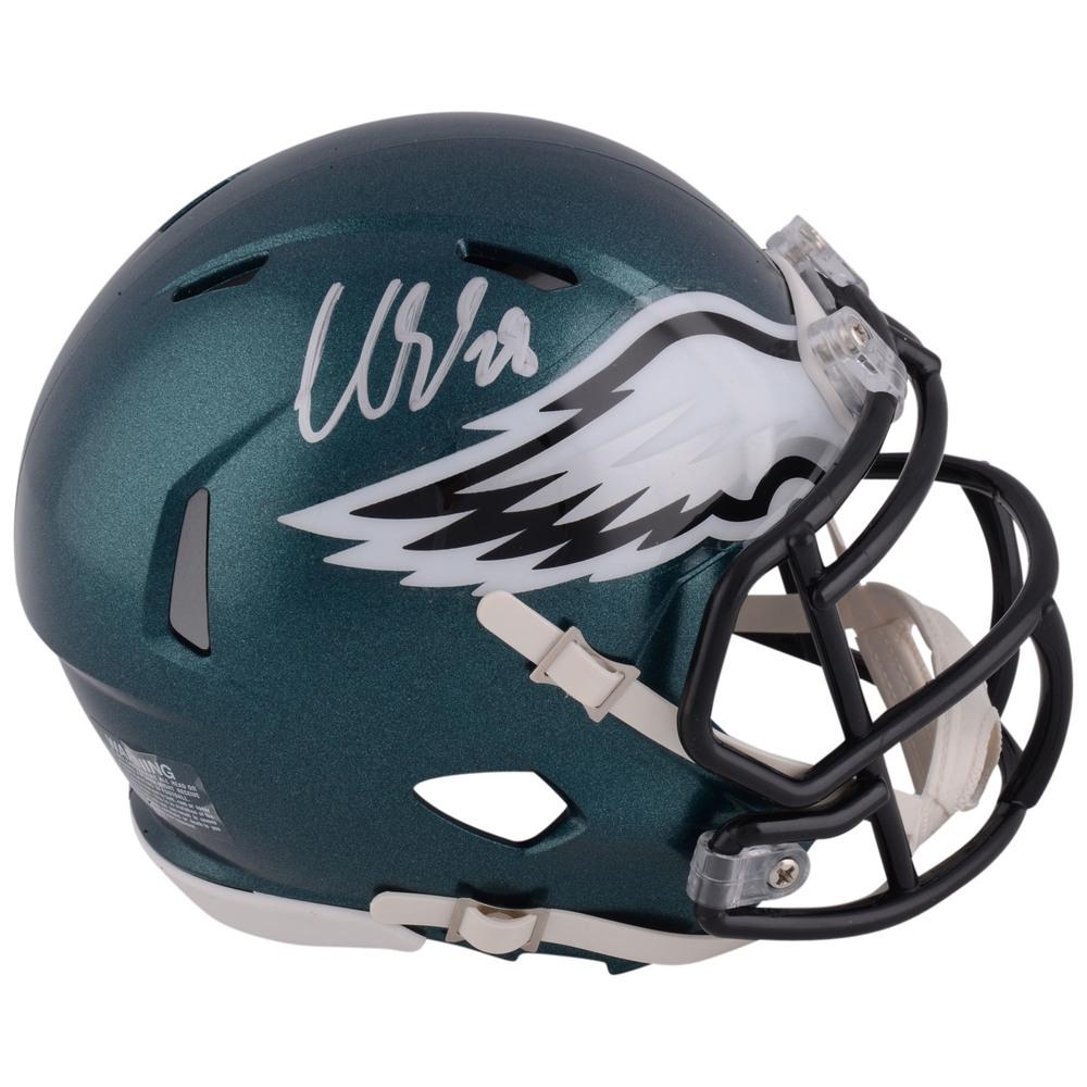 Claude Giroux Philadelphia Flyers Autographed Philadelphia Eagles Mini Helmet