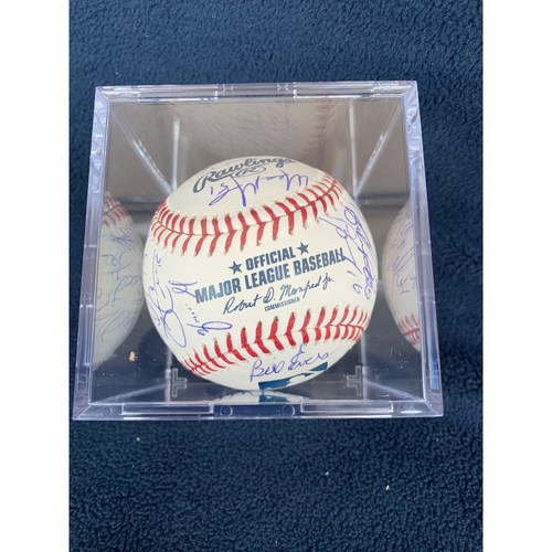 Photo of 2019 Twins Favorite Things Auction: Autographed Baseball by members of Minnesota Twins Team