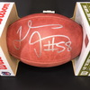 Panthers - Thomas Davis Signed Authentic Football