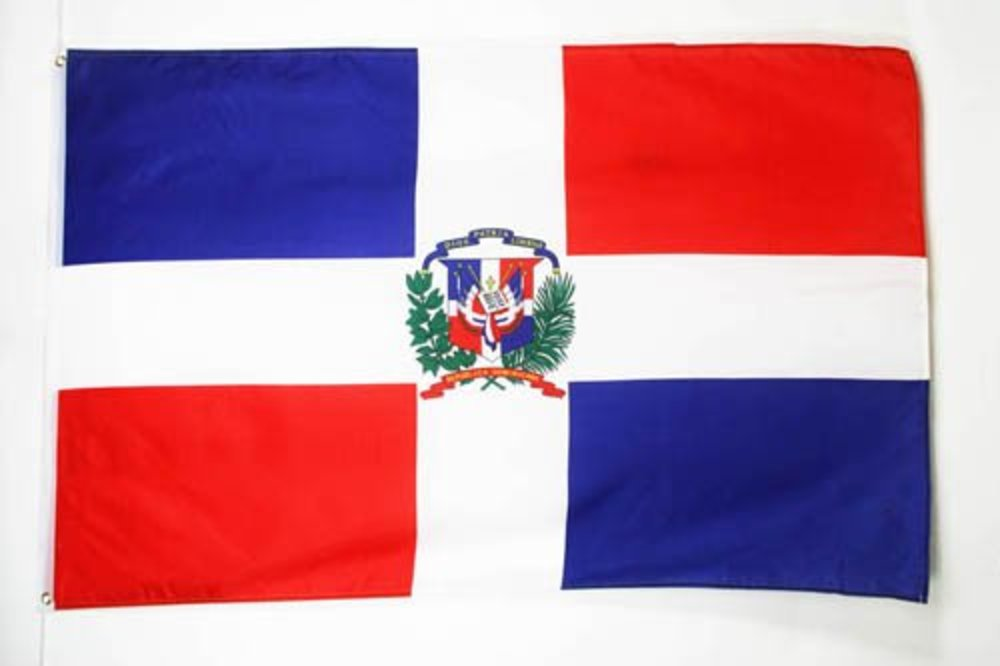 Photo of AZ FLAG Dominican Republic Flag