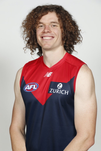 Photo of 2021 Melbourne Indigenous Guernsey -  Ben Brown #50