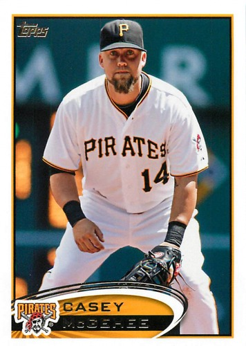 Photo of 2012 Topps Update #US101 Casey McGehee