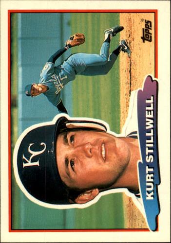 Photo of 1988 Topps Big #136 Kurt Stillwell