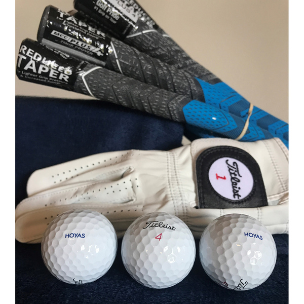 Photo of Georgetown Men's Golf Ultimate Golfer Package (A)