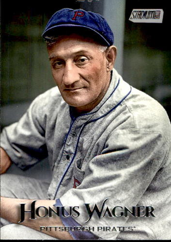 Photo of 2019 Stadium Club #236 Honus Wagner