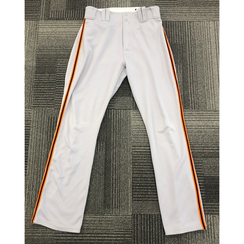 Photo of 2019 Team Issued Road Pants - #28 Buster Posey - Size 34-44-33