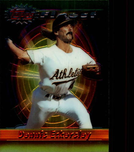 Photo of 1994 Finest #206 Dennis Eckersley FIN