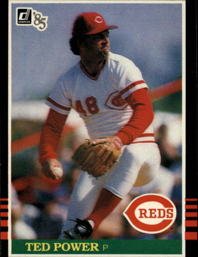 Photo of 1985 Donruss #286 Ted Power