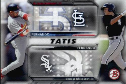 Photo of 2016 Bowman Family Tree #FTT Fernando Tatis Jr./Fernando Tatis