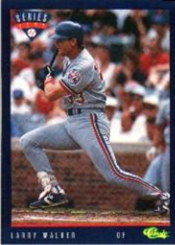 Photo of 1993 Classic Game #97 Larry Walker
