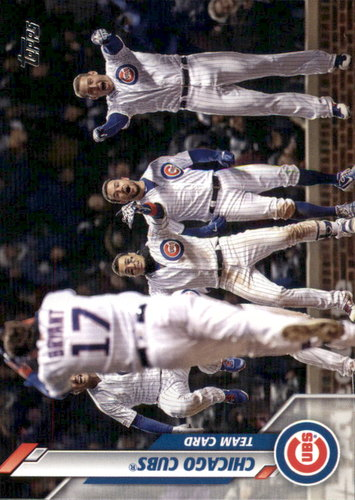 Photo of 2020 Topps #338 Chicago Cubs TC