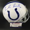 Colts Andrew Luck Signed Proline Helmet - The money raised in this auction will be donated to COVID-19 relief efforts