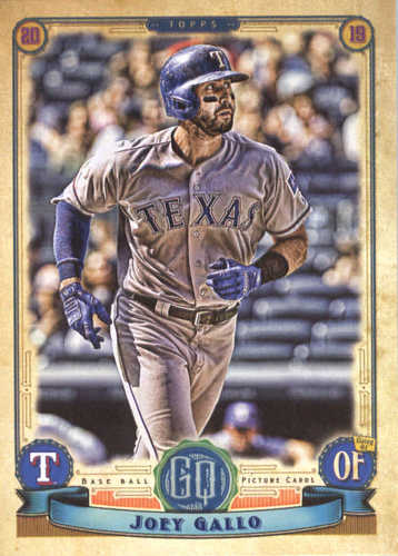 Photo of 2019 Topps Gypsy Queen #124 Joey Gallo