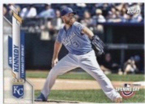 Photo of 2020 Topps Opening Day #151 Ian Kennedy