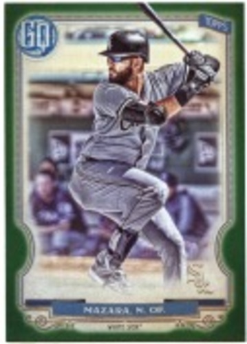 Photo of 2020 Topps Gypsy Queen Green #148 Nomar Mazara